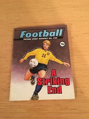 Football Picture Story Monthly No 336 • 4.99£