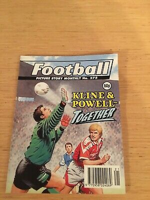 Football Picture Story Monthly No 275 • 4.99£