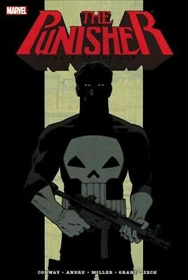 Punisher : Back To The War Omnibus, Hardcover By Conway, Gerry; Miller, Frank... • 53.12£