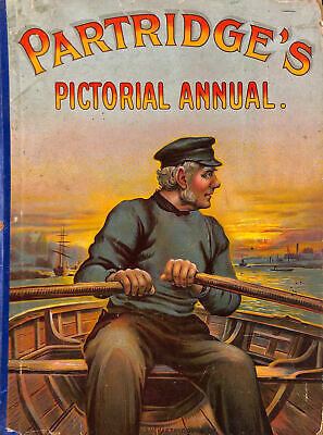 Partridge's Pictorial Annual, Being The British Workman 1901 By Various • 14.99£