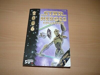 Star Wars Star Heroes Collector Action Figure Price Guide 2006 • 14.99£