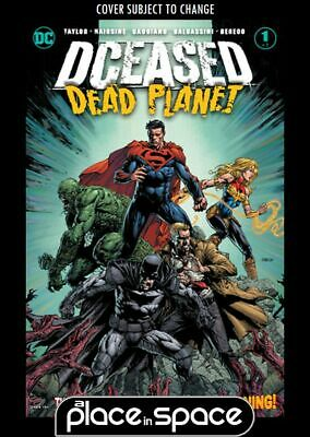 Dceased: Dead Planet #1a (wk28) • 4.55£