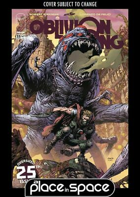 Oblivion Song #25b - Finch Variant (wk28) • 4.55£