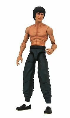 Bruce Lee Select Shirtless Action Figure • 32.99£