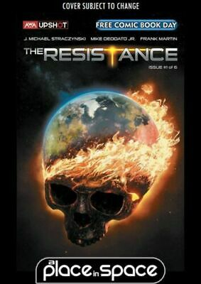 Free Comic Book Day 2020 - The Resistance #1 • 0.99£