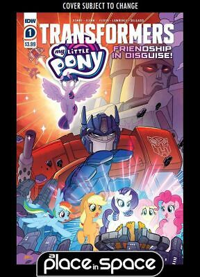 My Little Pony / Transformers #1a (wk32) • 3.90£
