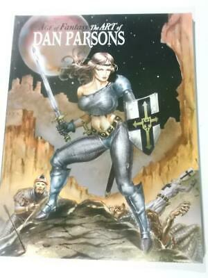 Age Of Fantasy The Art Of Dan Parsons Softcover Art Book  • 11.79£