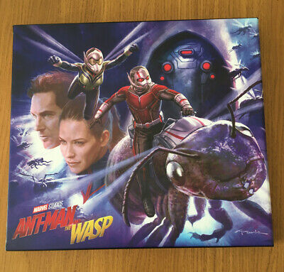 Marvel Art Of The Movie Book Ant Man & The Wasp Like New • 21.02£