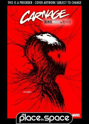 (wk12) Carnage: Black, White And Blood #1e - Webhead Variant - Preorder Mar 24th • 4.55£