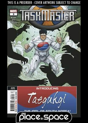 (wk12) Taskmaster #3a - 2nd Printing - Preorder Mar 24th • 3.90£