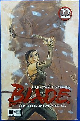 Blade Of The Immortal 22 • 18.23£
