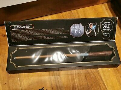 Fantastic Beasts Newt Scamanders Light Painting Wand Replica - Wizarding World  • 19.49£