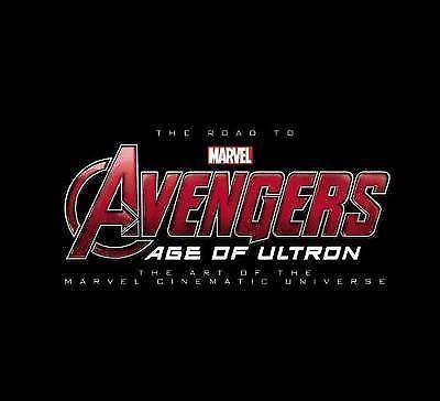 Avengers Ultron: The Art Of The Marvel Cinematic Universe (English) Paperback • 26.50£
