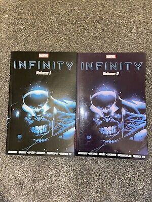 Avengers-infinity Volume 1 And 2 • 6£