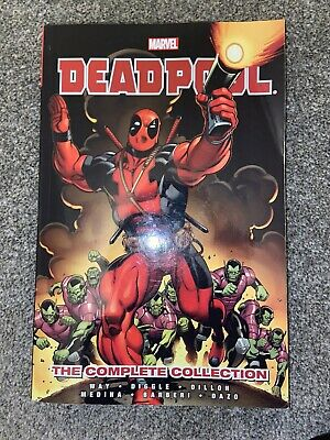 Marvel Comics-Deadpool Collected Edtion • 3£
