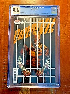 DAREDEVIL 25 CGC 9.6 (First Appearance Of Elektra As Daredevil) NM+ • 125£