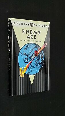 Enemy Ace Dc Archives Volume 1 Hc First Printing • 35.59£