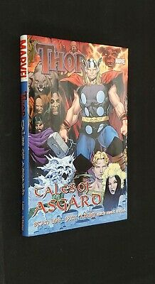 Thor Tales Of Asgard Hc First Printing • 39.12£