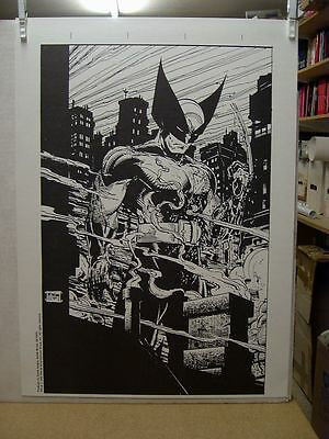 Todd McFarlane: Wolverine - From Then Till Now Print (USA) • 34.72£