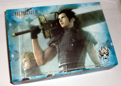 Cosplay Gadgets Final Fantasy Advent Children Gift Set & Necklace IN Metal New • 36.93£