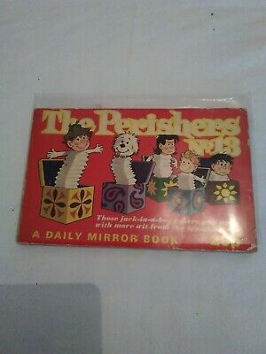 Daily Mirror Book The Perishes No 13 Cartoon Book  • 2.50£