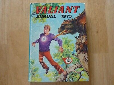 Valiant Annual.1975. UNCLIPPED. • 2.99£