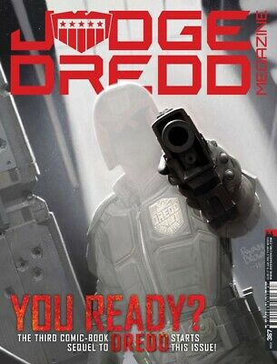 Judge Dredd - The Megazine - Issue 367 - Meg Only (2000ad) - Excellent Condition • 3.47£