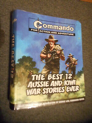 Commando - The Best 12 Aussie & Kiwi War Stories Ever! • 12.99£