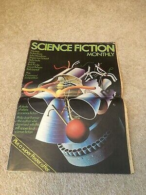 Science Fiction Monthly - Volume 1 Number 9 • 7.99£