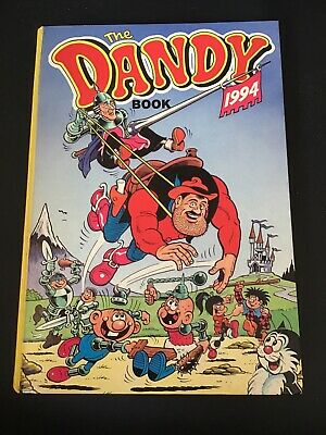 Dandy Annual 1994 Unclipped Good Condition  • 1£