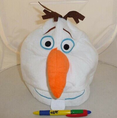 Hat Plush Olaf Snowman FROZEN Japan Cosplay New • 7.17£